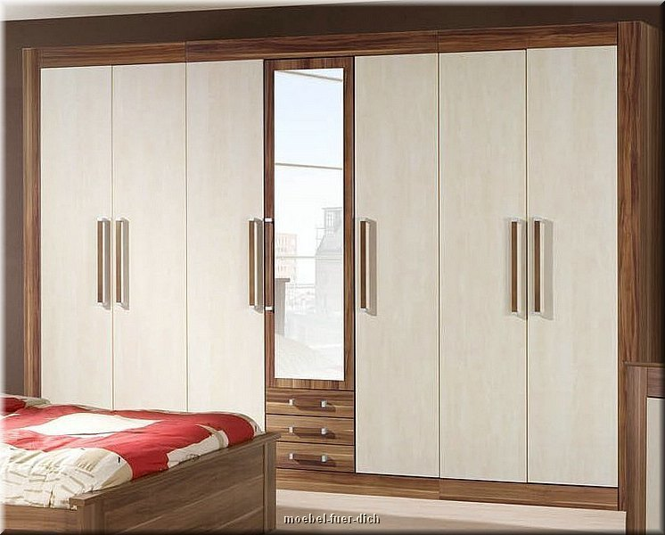 kleiderschrank ber 3 meter bestseller shop f r m bel. Black Bedroom Furniture Sets. Home Design Ideas