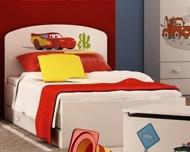kinderzimmer set disney pixar cars marke meblik m bel f r dich online shop. Black Bedroom Furniture Sets. Home Design Ideas