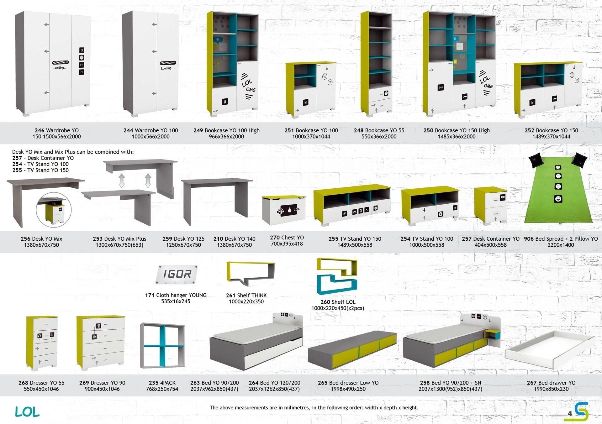 jugendzimmer komplett set meblik lol m bel f r dich online shop. Black Bedroom Furniture Sets. Home Design Ideas