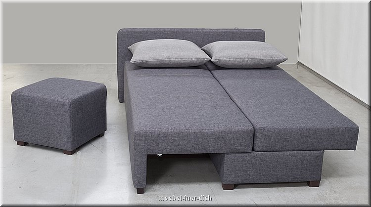 modernes ecksofa polsterecke hilton mit hocker ebay. Black Bedroom Furniture Sets. Home Design Ideas