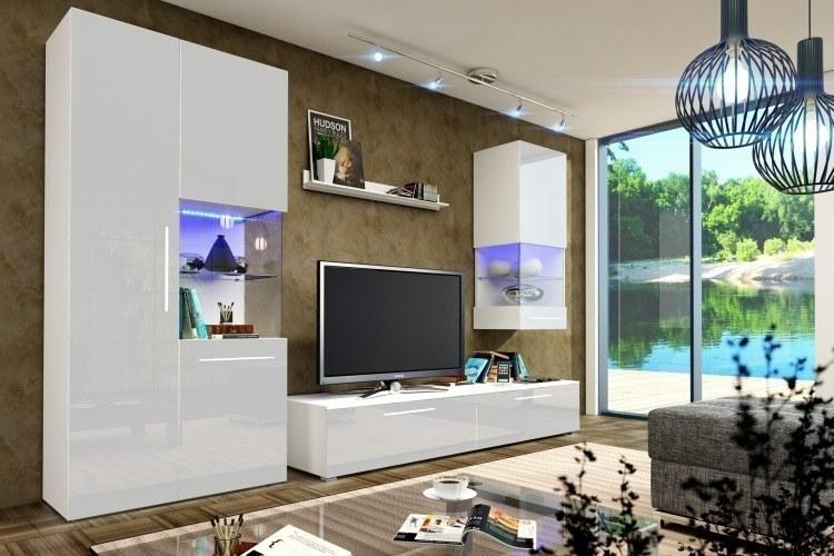 design : moderne wohnzimmerwand ~ inspirierende bilder von ...