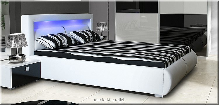 schlafzimmer komplett hochglanz weiss schwarz schrank. Black Bedroom Furniture Sets. Home Design Ideas