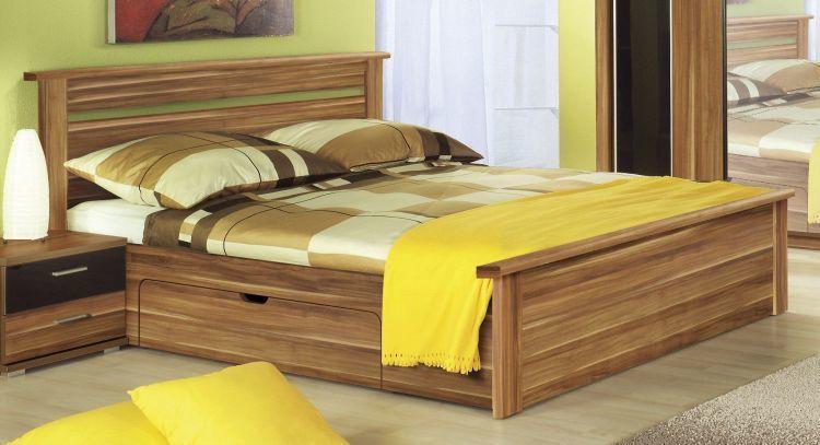schlafzimmer dublin in den trendfarben pflaumenholz. Black Bedroom Furniture Sets. Home Design Ideas