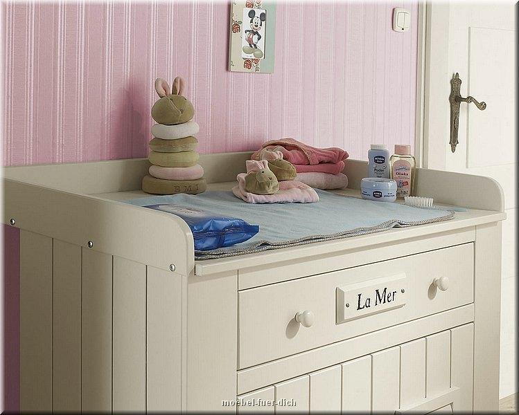 babyzimmer komplett set marseille kiefer massiv 4 teilig. Black Bedroom Furniture Sets. Home Design Ideas