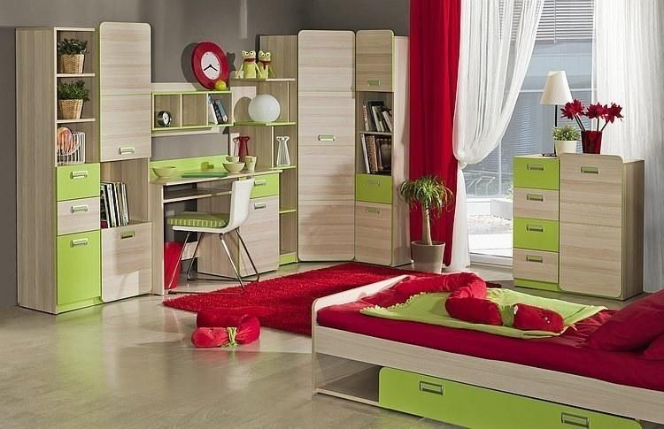 Jugendzimmer Limone