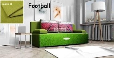 schlafsofa Carlo 3 Football
