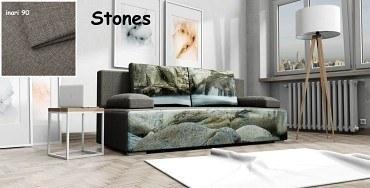 schlafsofa Carlo 3 Stones