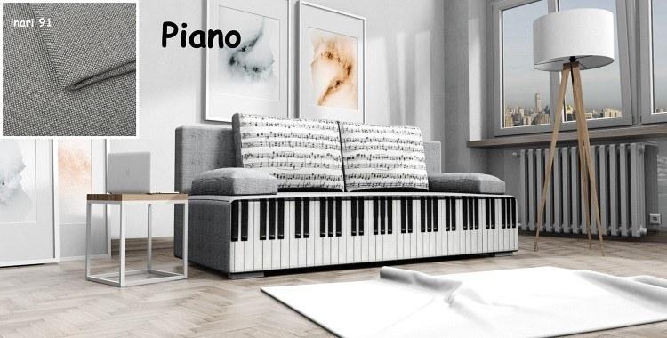Bettsofa Carlo 3 Piano