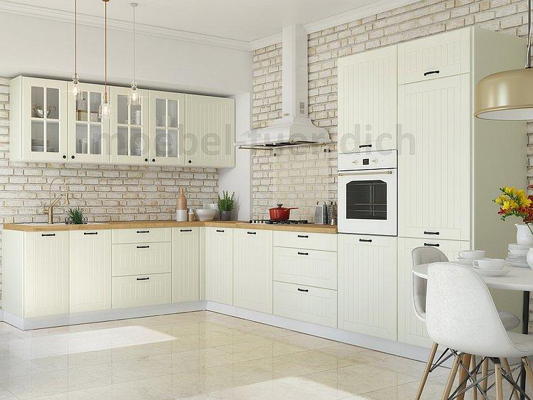 Küchenzeile Lora L-Form