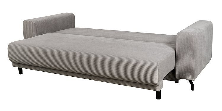 Cord Sofa Capri Bettfunktion