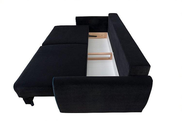 sofa klassisch Retro Bettfunktion