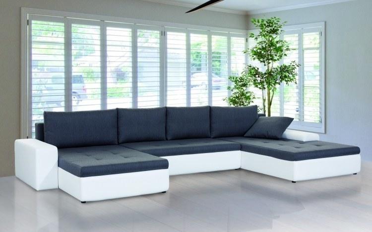 Wohnlandschaft 4 meter breit latribuna for Couch 4 meter