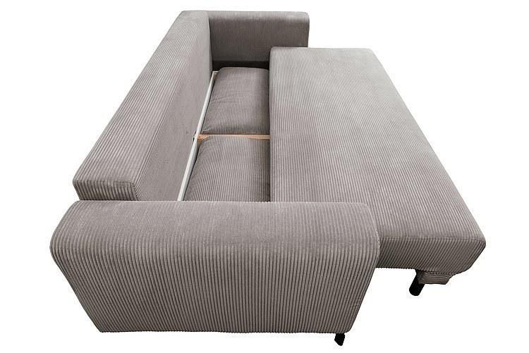 sofa mit cordbezug