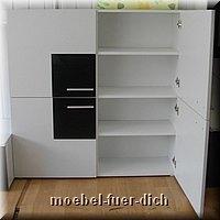 Delta - Moderne Wohnwand - Details