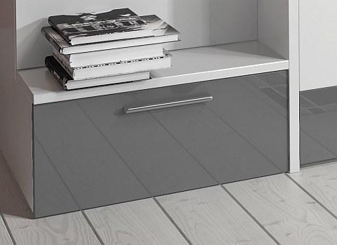 etagenbett doppelstockbett hochglanz weiss grau kinderbett hochbett neu ebay. Black Bedroom Furniture Sets. Home Design Ideas