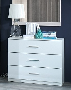 schlafzimmer wei komplett in hochglanz siena m bel f r dich online shop. Black Bedroom Furniture Sets. Home Design Ideas