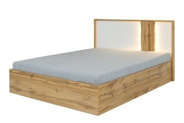 Wood Doppelbett