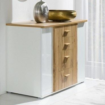 Wood Kommode