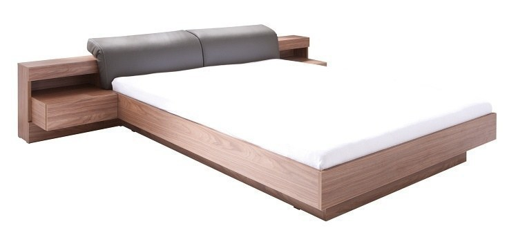 komplett schlafzimmer renato bett mit verstellbarem kopfteil schiebet renschrank nachttische. Black Bedroom Furniture Sets. Home Design Ideas