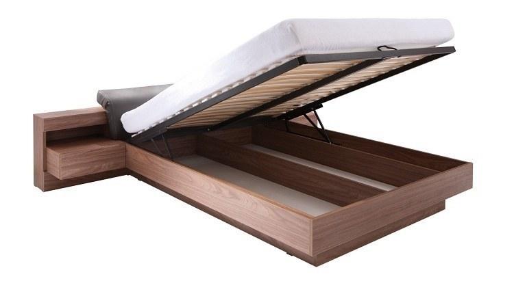 komplett schlafzimmer renato bett mit verstellbarem. Black Bedroom Furniture Sets. Home Design Ideas