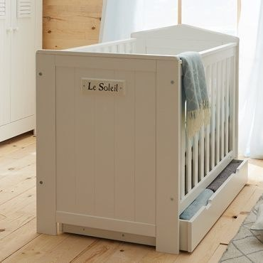 Marseille - Babybett 120x60 cm