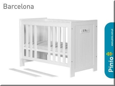 Massiv Babyzimmer Bett Pinio Kinderzimmer Barcelona