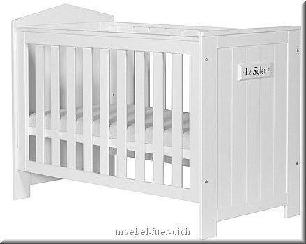 Details Zu Babyzimmer Kiefer Massiv Marseille Bett Kommode Mit Wickelaufsatz Schrank Pinio