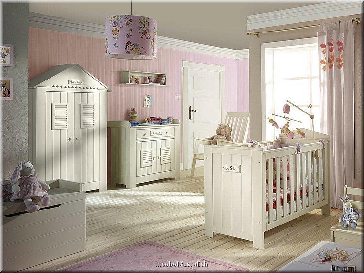 Marseille Babyzimmer komplett set von PINIO