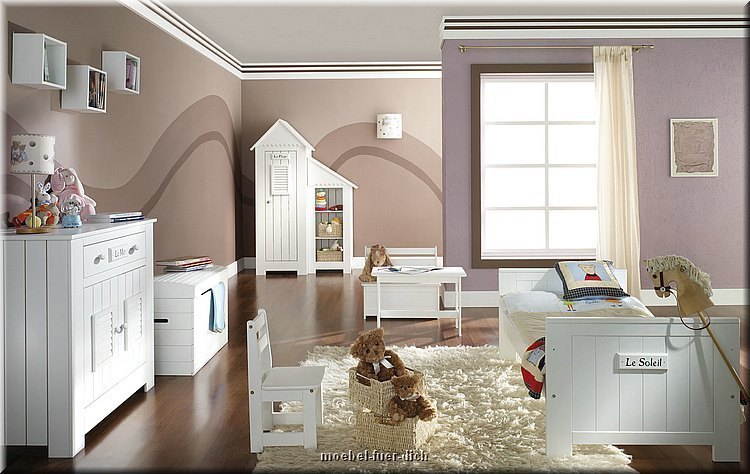 babyzimmer komplett set marseille kiefer von pinio m bel f r dich online shop. Black Bedroom Furniture Sets. Home Design Ideas